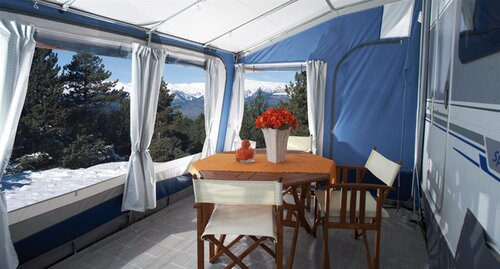 Inaca - Alpes - Azur - 320 / 380 / 420 - Porch Awning