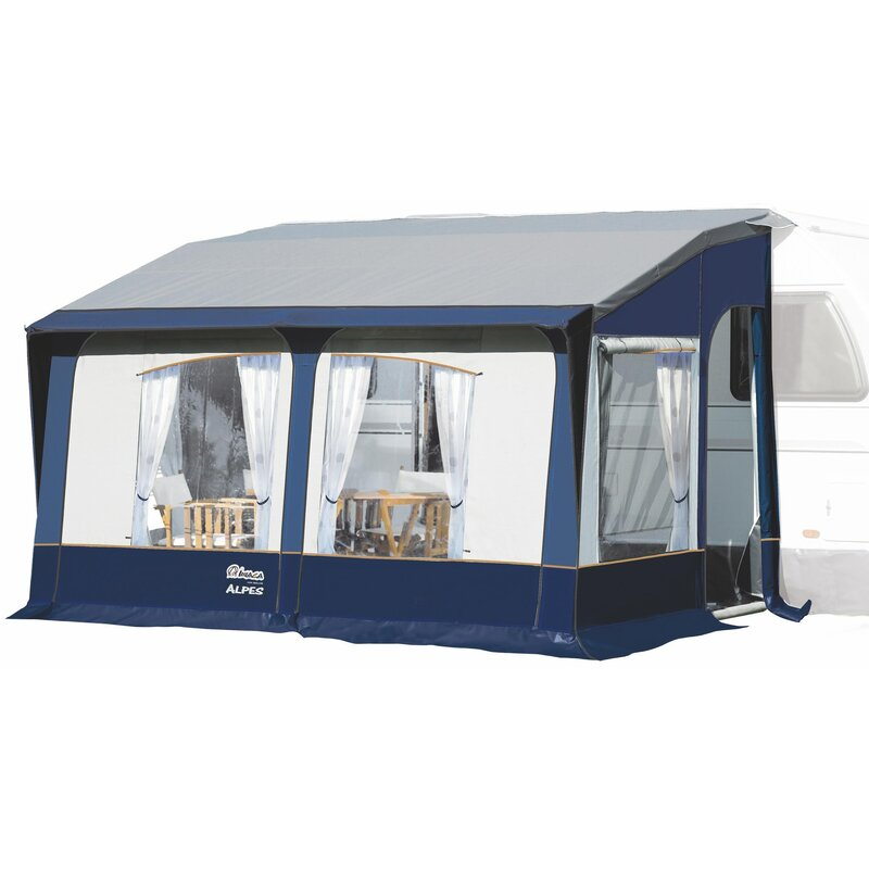 INACA ALPES AZUR 380 - Blue - Porch Awnings - Shop Now, 1 ...