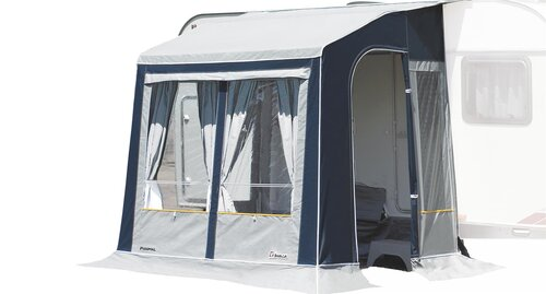Inaca - Puigmal - 250 - Blue - Winter Porch Awnings