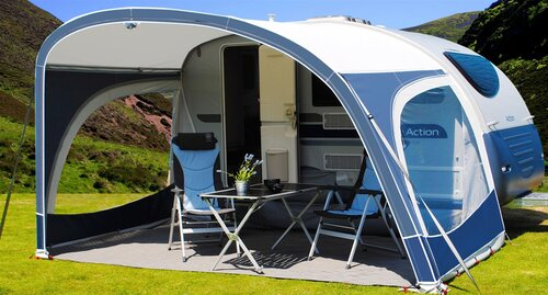 Walker - Action Awning - Adria Action 341 / 361