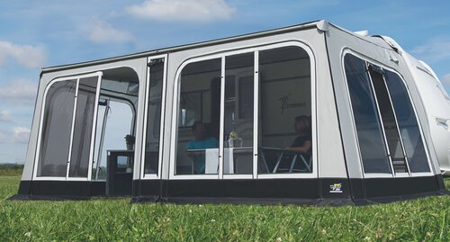 Wigo - Rolli Plus - Panoramic 250 Roll Out Awning