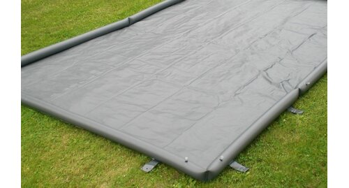 Miru-Tec - Bâche de protection contre leau pour 330 x 300 Contura Air All Season